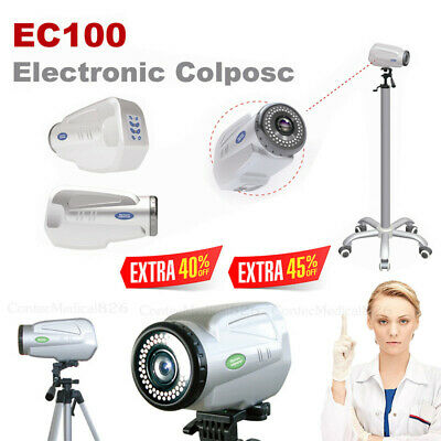 EC100 Electronic Colposcope SONY imaging system USB Software Digital Endoscopes
