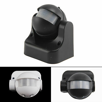 AU Lighting PIR Motion Switch For Security Movement Sensor Detector Outdoor