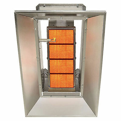 SunStar Propane Heater Infrared Ceramic, 32000 Btu