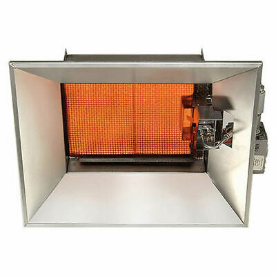 SunStar Propane Heater Infrared Ceramic, 26000 Btu