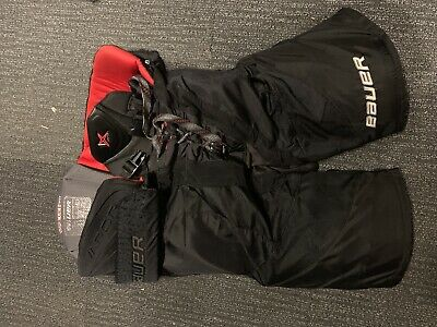 Bauer 1x Pants Adult Small Ice Hockey