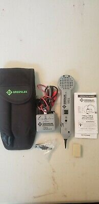 Greenlee Communications 200FP Filter Probe & Tone Generator Bundle 77HP-G/6A