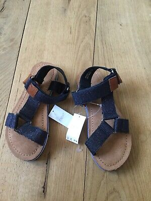 Next Girls Sandals Brand New With Tags Size 11 Kids