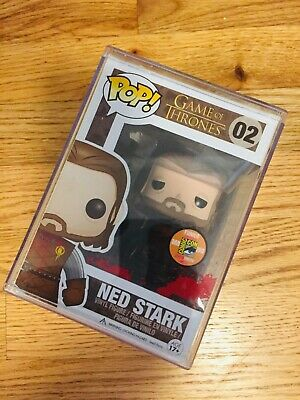Ned Stark headless Pop