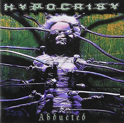 Hypocricy-Abducted (Arg) (Us Import) Cd New