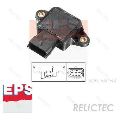 Throttle Position Sensor TPS for Hyundai Saab Porsche Vauxhall Opel KIA 5826473