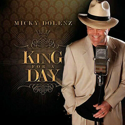 """MICKY DOLENZ  DIRECT! MICKY'S CD """"KING FOR A DAY"""" SIGNED TO YOU!   The Monkees"""