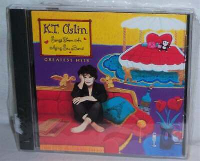 New Rare Oop K.t. Oslin Songs From An Aging Sex Bomb Music Cd 11 Tracks 1993