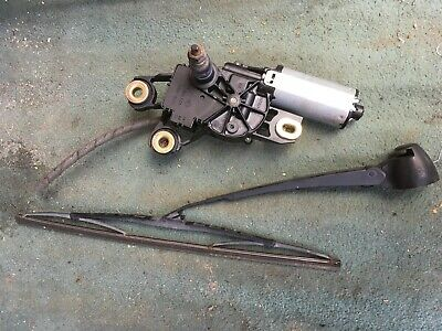Seat Ibiza 99-02 Rear Wiper Motor & Arm Good Condition