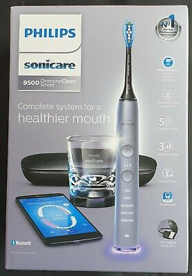 Philips HX9924/44 Sonicare DiamondClean Smart Sonic Electric Toothbrush with App