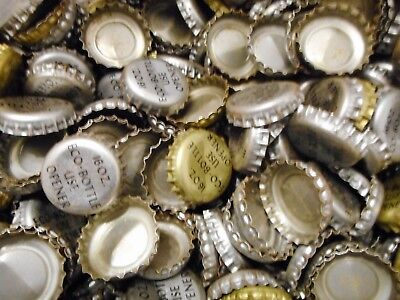 Lot Of 1000 Vintage Generic Beer Caps 5 Lbs