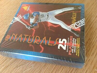 Complete Sealed Set MLB Pinnacle Naturals Score Trading Cards