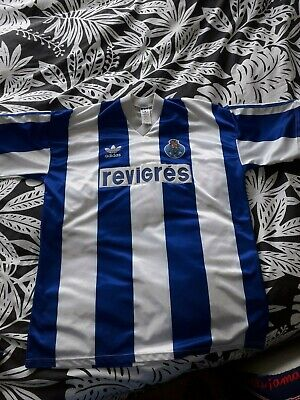 Maillot FC Porto, année 80, taille xl, jersey, camisola