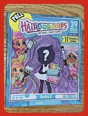 Hairdorables Series 3 Collectible Surprise Doll