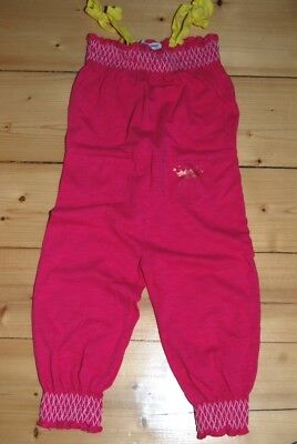 Super cooler Designer Jumpsuit Juicy Couture exklusiv pink 18/24 Mon