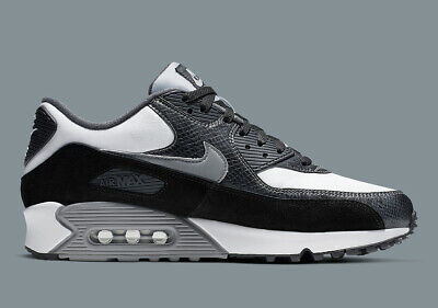 NEW MENS NIKE Air Max 90 Qs Python Sneakers Cd0916 100 Multiple Sizes