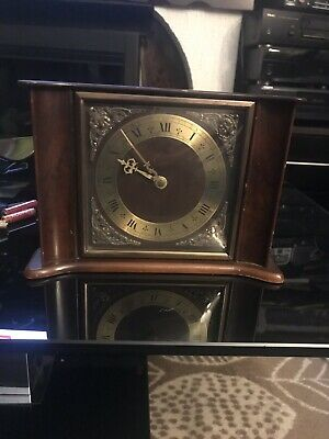 Antique Art Deco Smiths Mantel Clock . Good Working Order