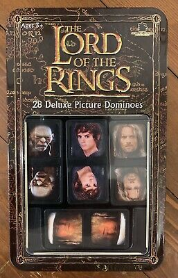 Lord of the Rings Deluxe Dominoes including all dominos.