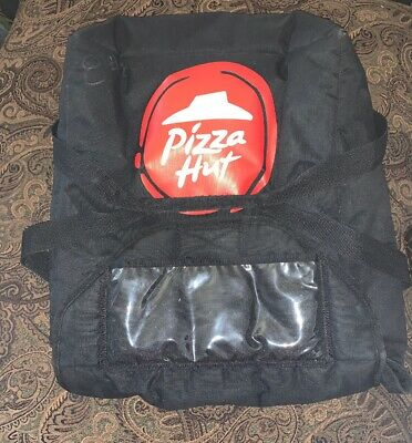 Pizza Hut Delivery Bag Insulated Delivery bag
