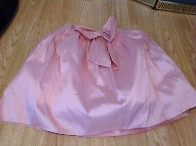Girls Next pink  skirt used in good condition size 10 years older
