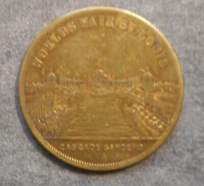 United States ND ( 1903-4 ) Worlds Fair St Louis  so Called Dollar Better