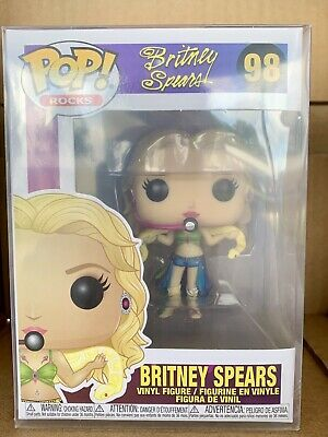 Funko Pop Rocks: Britney Spears - Britney Spears Vinyl Figure Item #36651
