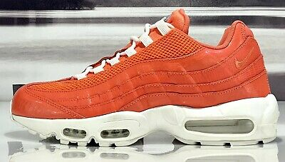 NIKE AIRMAX 95 Premium Summer SAMPLE Rush Coral Summit White