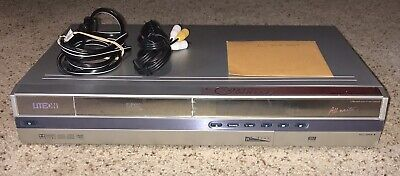 LITE-ON DVD RECORDER/PLAYER/TV-TUNER, Barely Used, w/ Remote