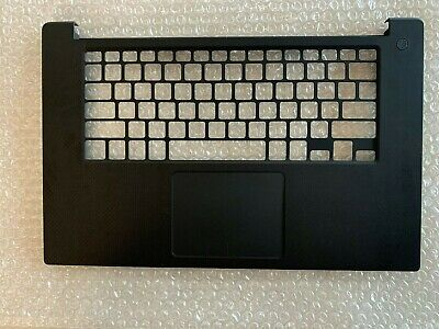 New Dell XPS 15 9560 Palmrest Frame for US English Keyboard w// Mouse Touchpad