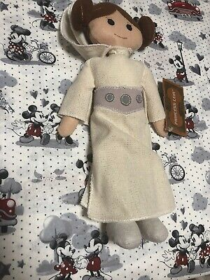 NEW Disney Parks Galaxy's Edge Star Wars Toydarian Toymaker Plush Princess Leia