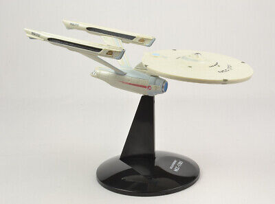 Konami Star Trek USS Enterprise NCC-1701  Bent Nacelles    US SELLER