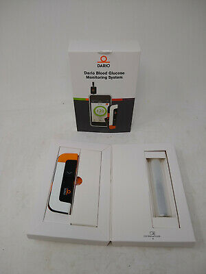 Dario Blood Glucose Monitoring System - Open Box - Android and iPhone