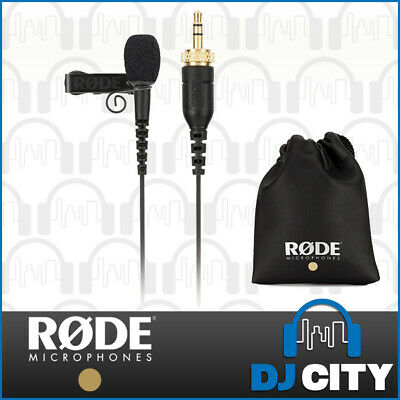 Rode RodeLink LAV Professional Lapel Wearable Mic Microphone Lavalier