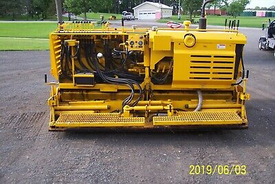 LEE BOY PAVER 8515B - $53,000 00 | PicClick