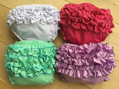 Job Lot, Babies Frilly Pants, Nappy Covers, 81 pairs
