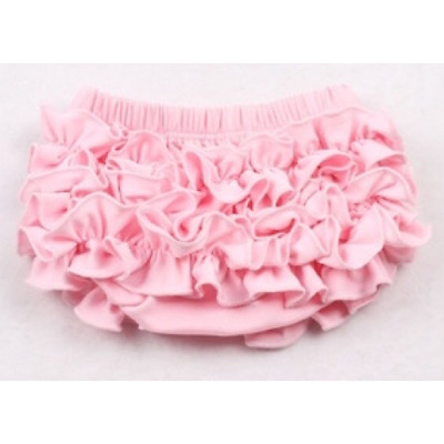 Baby's Frilly  Pants, baby pink