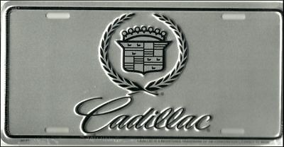 Cadillac Plaque Metal Decoration