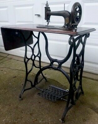 Sewing Machines, Sewing (Pre-1930), Antiques Page 4 | PicClick