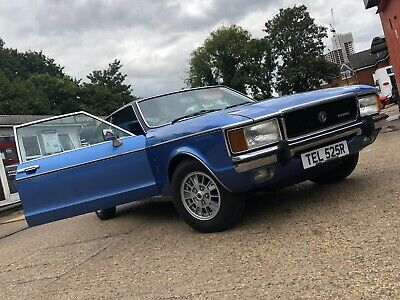 FORD GRANADA 3.0 Ghia MK1 Coupe 1977/R only 67,000miles from new