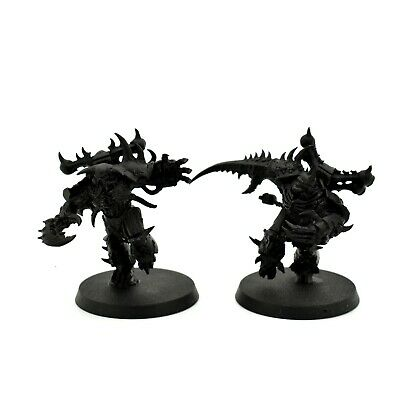 Warhammer 40k Chaos Space Marine Shadowspear Greater Possessed x 2