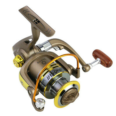 12BB 5.5:1 Saltwater Freshwater Fishing Spinning Reel Right Left GS1000-7000