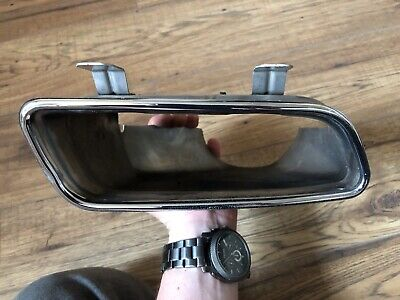Genuine Volvo V60 (13-) Off Side (Right) Exhaust Tip