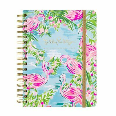 "Lilly Pulitzer - Large 17 month agenda ""Floridita"""