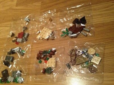6x Lego Star Wars Guns And Accessories From 2015 Advent Calendar 75097 –New