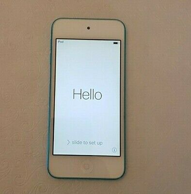 Apple iPod Touch 5th Generation A1421 32GB  Blue ***Free Shipping***
