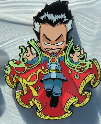 SDCC 2019 Skottie Young Doctor Strange Blind Mystery Marvel Pin - Disney