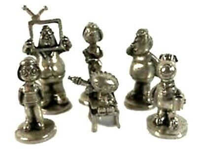 Replacement Monopoly Token Game Pieces