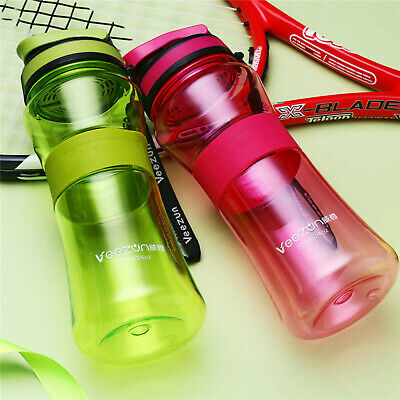 700ML BPA Free Plastic Sports Drink Water Bottle for Outdoor Cycyling Bike