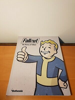 The History Of Fallout Art Book