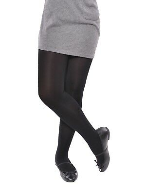Black School Tights Older Girl's 11 - 16 Years 1, 2 & 3 pack
